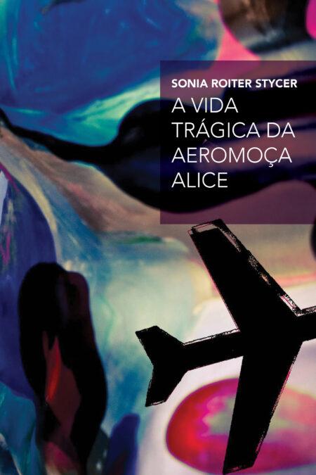 capa vida trágica aeromoça