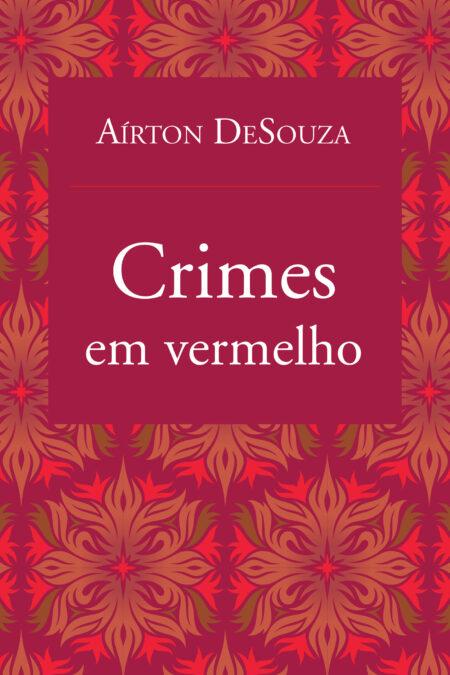 Capa CrimesVermelho