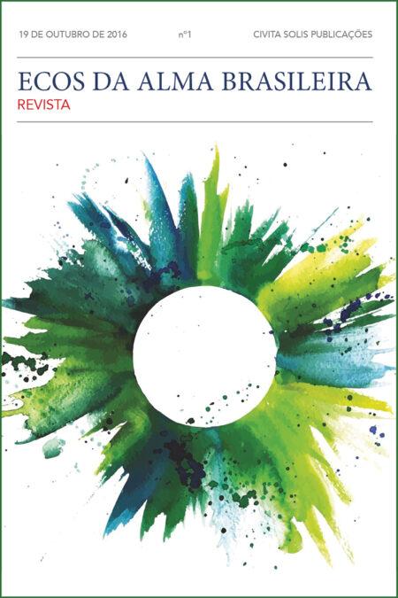 capa Ecos da alma brasileira #01
