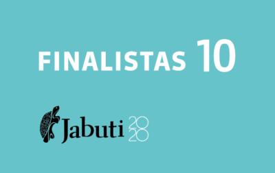 10 finalistas prêmio jabuti 2020